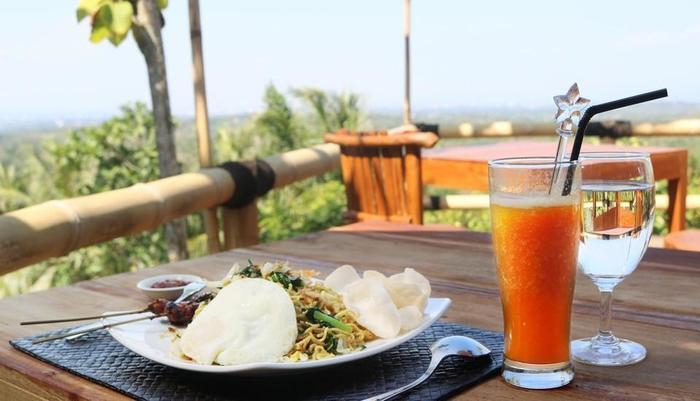 Rajaklana Resort Villa And Spa Jogja - Menu Rajaklana