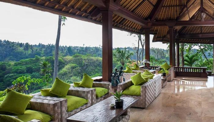 Pita Maha Resort Bali - Lobby