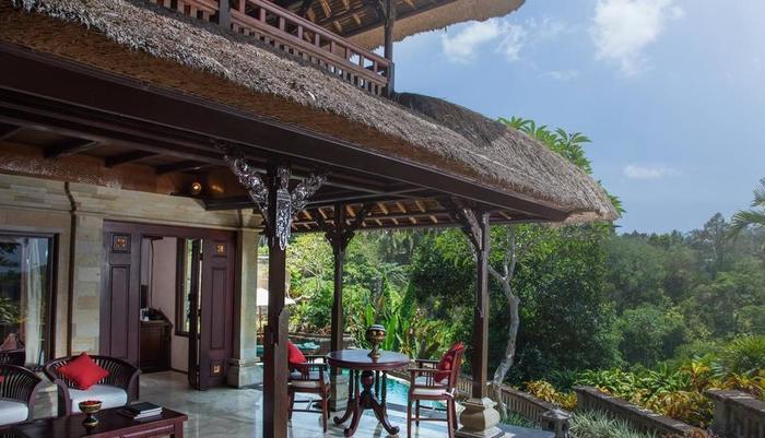 Pita Maha Resort Bali - Pool Duplex Villa