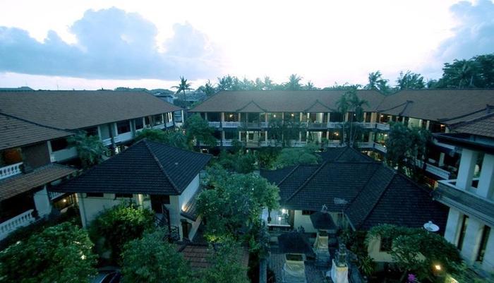 Simpang Inn Bali - Pemandangan