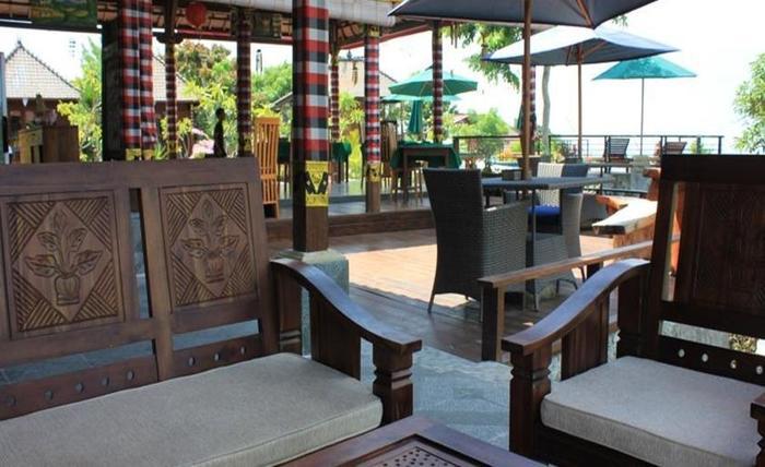 Dmas Huts Lembongan Bali - Eksterior