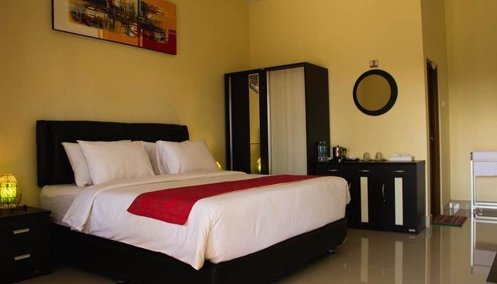 Beji Ayu Homestay Bali - Kamar Deluxe