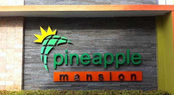 Pineapple Mansion Solo - Tampilan Luar Hotel
