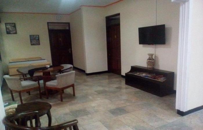 Simply Homy Guesthouse Pasteur Bandung - Ruang tamu