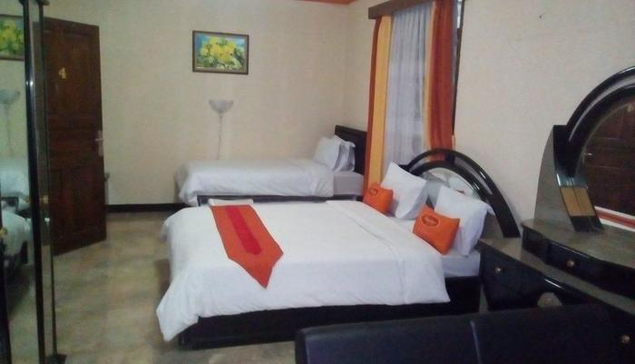 Simply Homy Guesthouse Pasteur Bandung - Double 4 Person