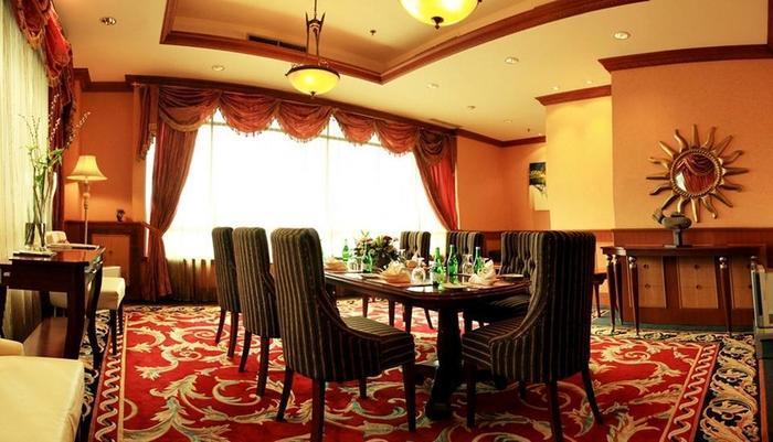 Hotel Bidakara Jakarta - Lounge