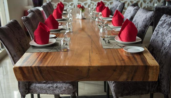 Crown Vista Batam - Restoran