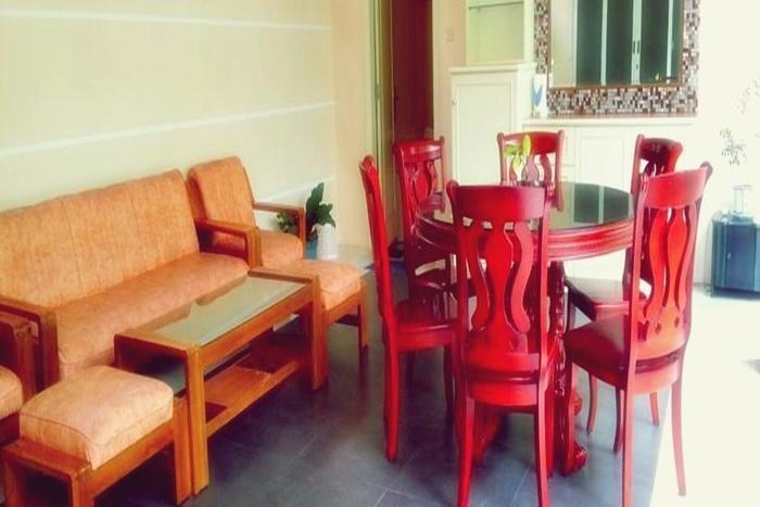 Minak Jinggo Hotel Banyuwangi - Teras