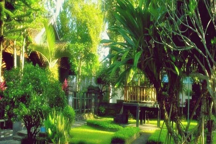 Minak Jinggo Hotel Banyuwangi - Taman