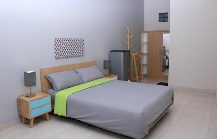 SigNature Hotel Jogja - Kamar tamu