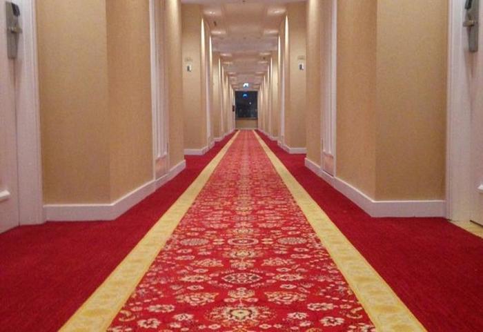 Adimulia Hotel Medan - Koridor