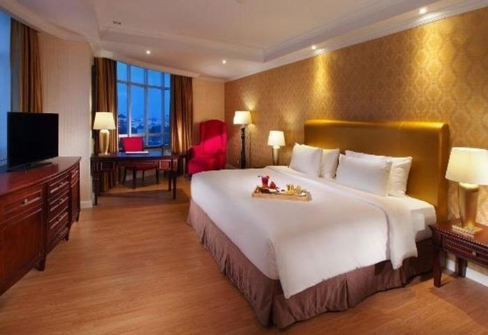 Adimulia Hotel Medan - Kamar Deluxe