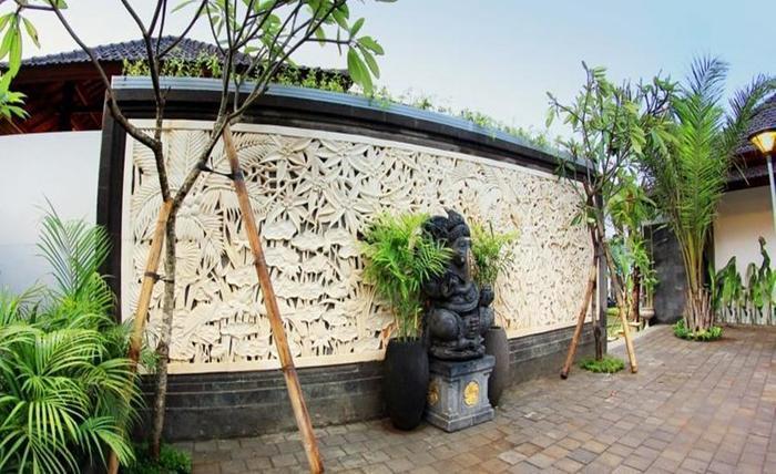 Ubud Raya Hotel Bali - Eksterior