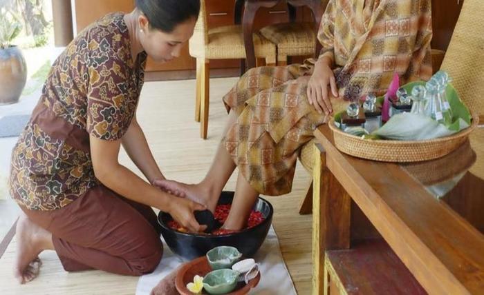 Ubud Raya Hotel Bali - Pemijatan