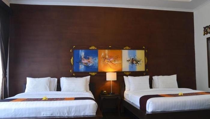 Ubud Raya Hotel Bali - Kamar tamu