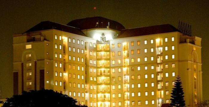The Majesty Hotel Bandung - Hotel Building
