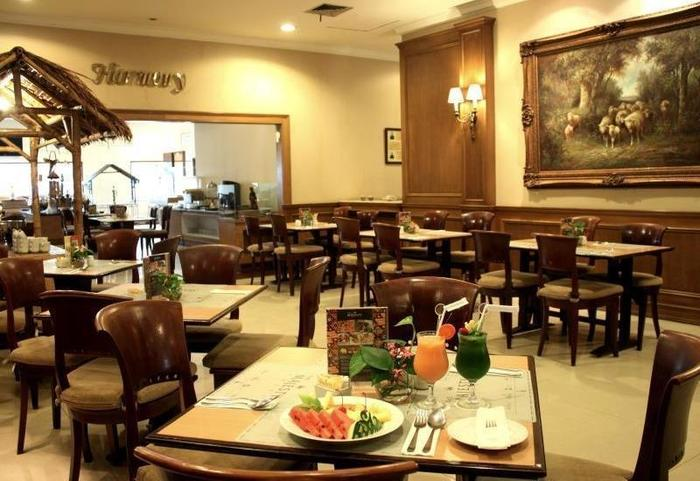 The Majesty Hotel Bandung - Restaurant