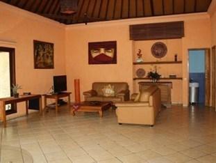 Araminth Spa & Villa Bali - Ruang Tamu
