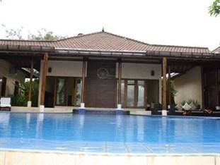Araminth Spa & Villa Bali - Kolam Renang