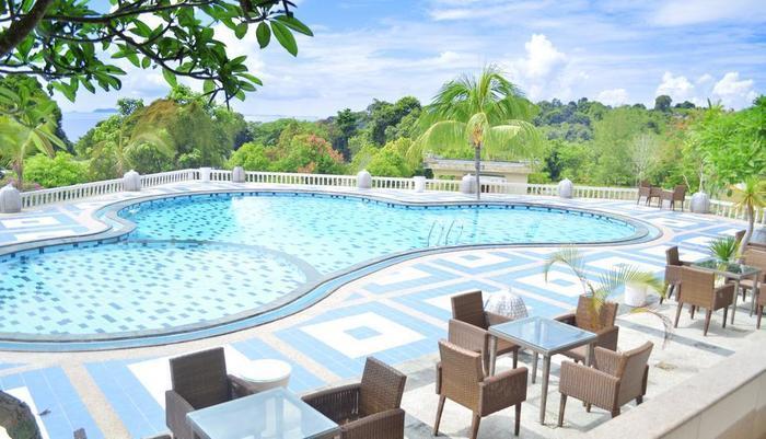 Sahid Bintan Beach Resort Bintan - Pool