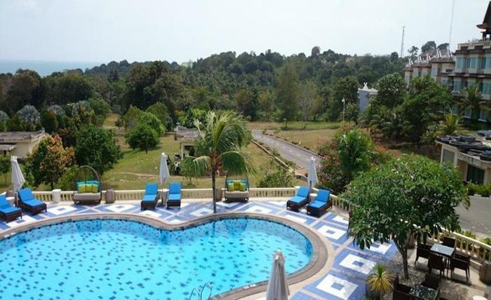 Sahid Bintan Beach Resort Bintan - Kolam Renang