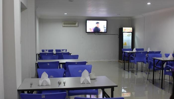 Royal Parbina Hotel Pematangsiantar - Ruang makan