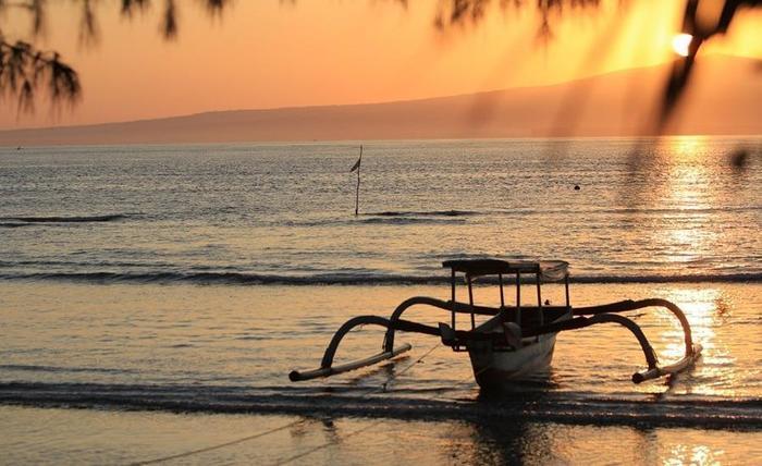 Lumbung Gede Resort Lombok - Pantai