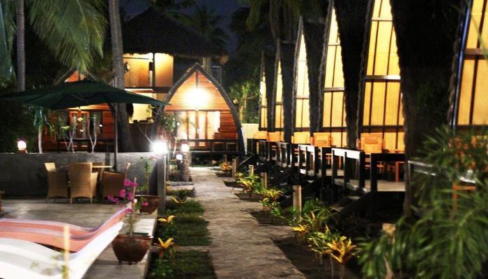 Lumbung Gede Resort Lombok - Sekeliling