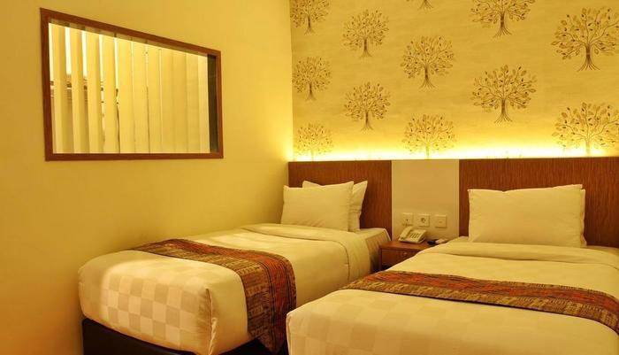 Deivan Hotel Padang - Superior Twin 2