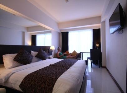 Solaris Hotel Bali - Kamar Deluxe