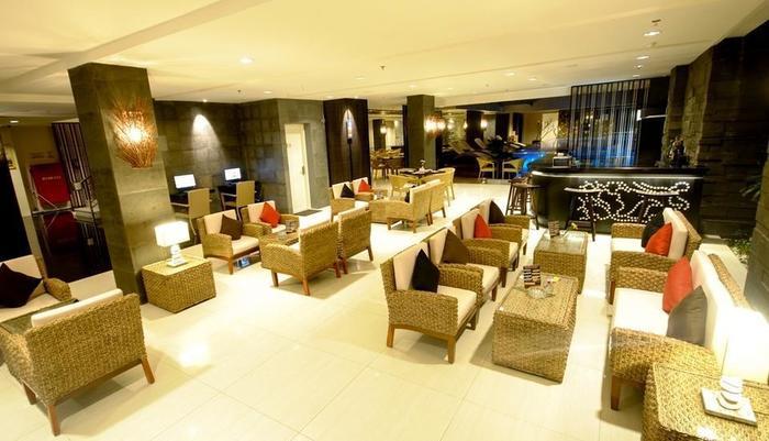 Solaris Hotel Bali - Lobby Solaris Hotel