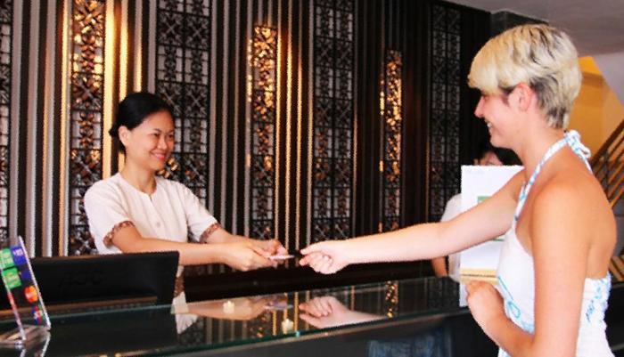 Solaris Hotel Bali - Kantor Department