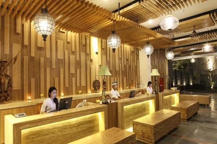 Paragon Ayola Suites and Resort Bali - Resepsionis