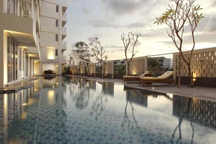 Paragon Ayola Suites and Resort Bali - Kolam Renang