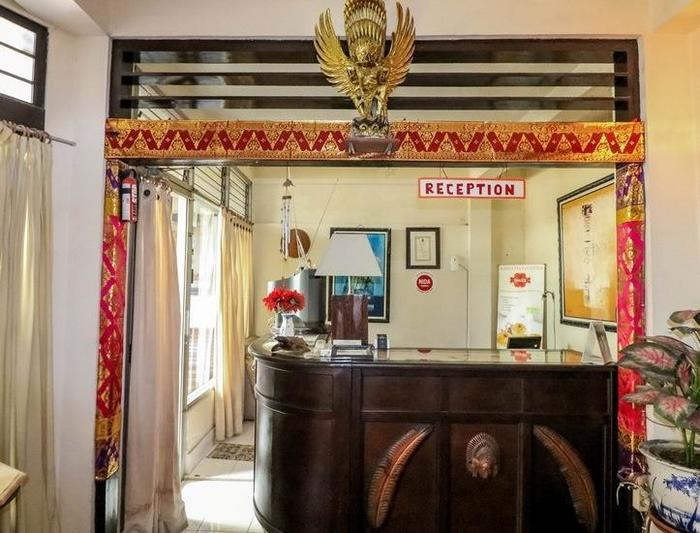 NIDA Rooms Belakang Sopto Nudoyo Gallery Yogyakarta - Resepsionis