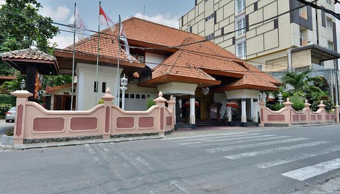 ZEN Rooms Jogja Cendrawasih Yogyakarta - Tampak luar