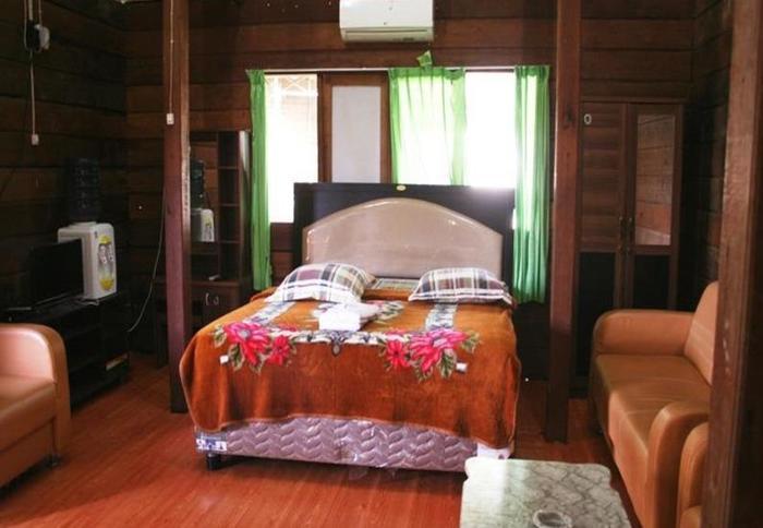 Gapang Beach Resort Sabang - Kamar tamu