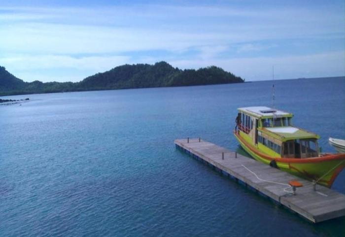 Gapang Beach Resort Sabang - Laut