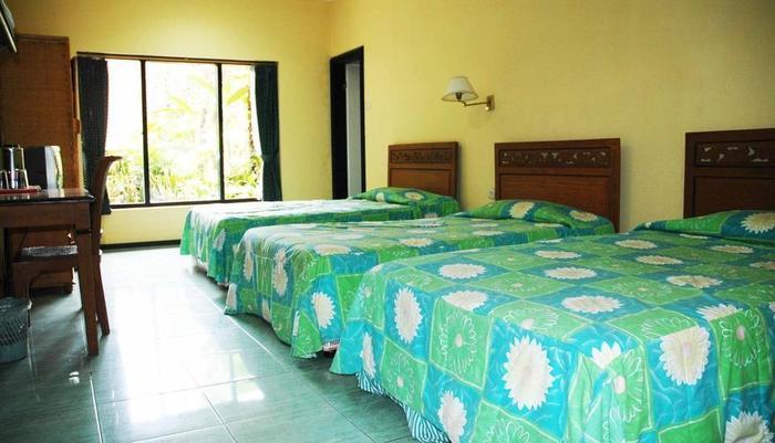 Foresta Inn Tretes - Tempat tidur Triple