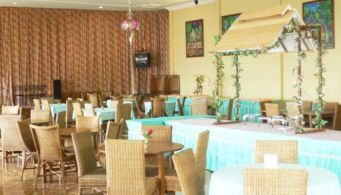 Foresta Inn Tretes - Restoran