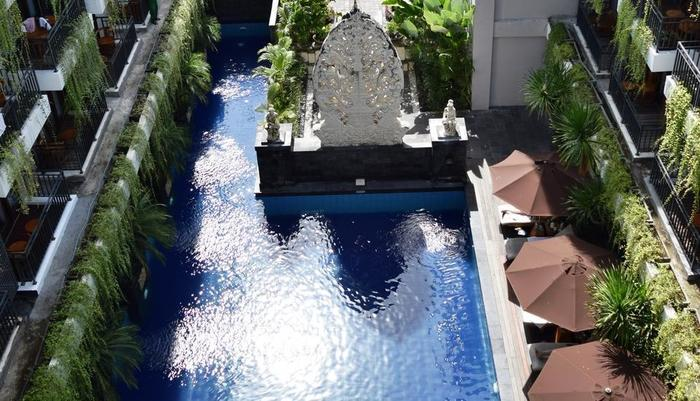 Grand La Villais Hotel & Spa Seminyak - Front Look