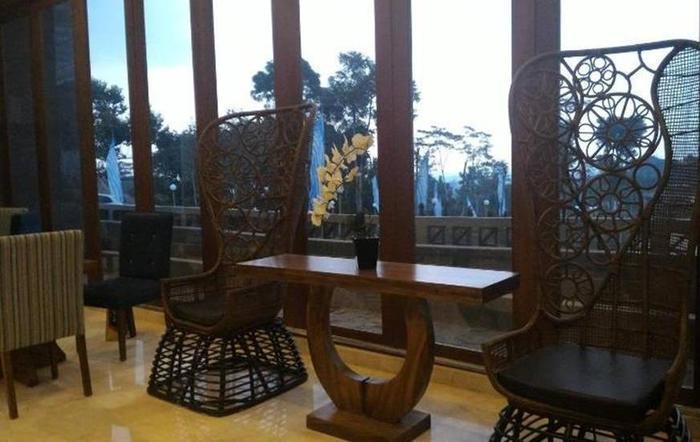 The Forest Hotel Bogor - Interior
