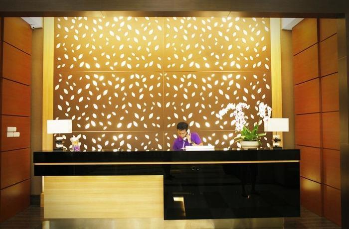 Hotel Harmoni Tasikmalaya - Reception