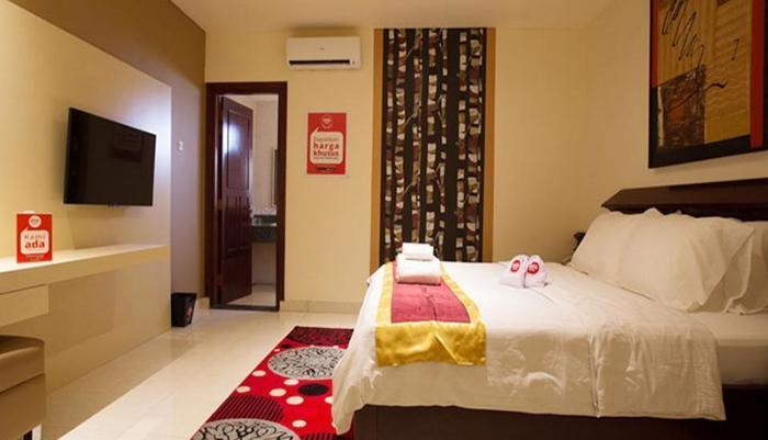 NIDA Rooms Martha D'Nata Executive Ancol - Kamar tamu