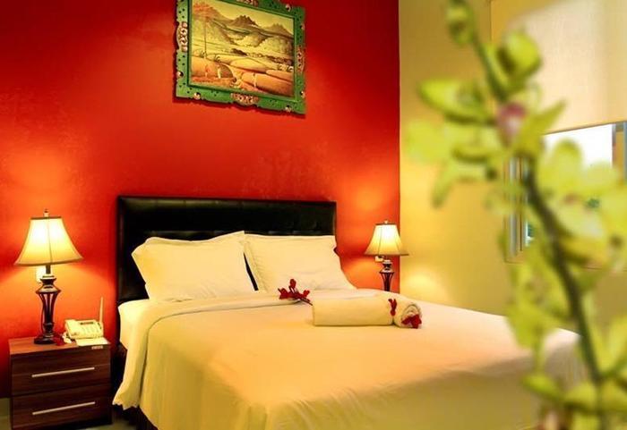 Grand Royal B.I.L Hotel Lombok - Kamar Deluxe