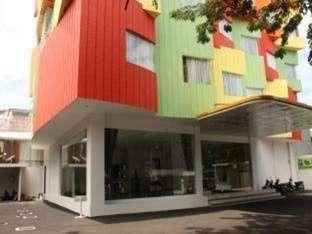 Hotel N3 Jakarta - Tampak Luar