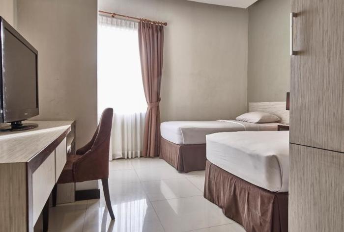 Hotel N3 Jakarta - Superior Twin