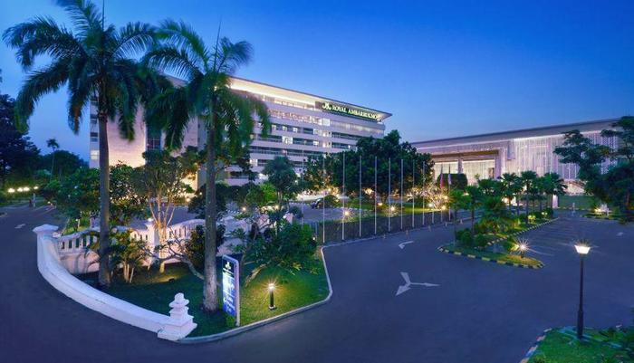 Royal Ambarrukmo Yogyakarta - Facade Building