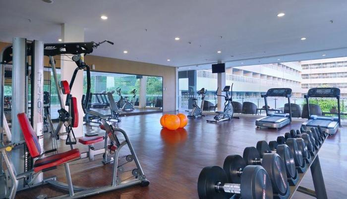 Royal Ambarrukmo Yogyakarta - Fitness Center