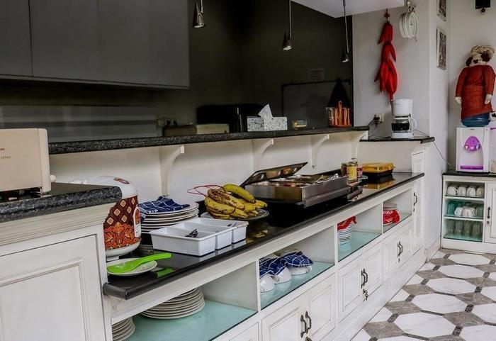 NIDA Rooms Halimun 12 Lenkong - Restoran